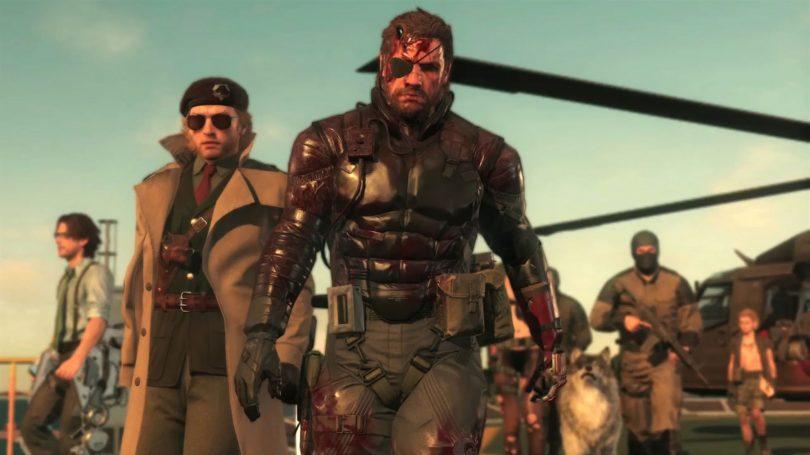 Metal Gear Solid V: The Phantom Pain blir gratis för PS Plus-medlemmar