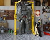 Varför inte bygga Fallout 4 i LEGO?