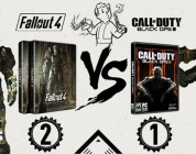 Fallout 4 sparkar Black Ops-rumpa