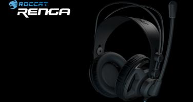 Roccat släpper Renga Stereo Gaming Headset