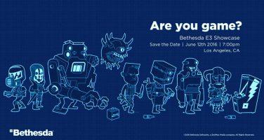 Bethesda sparkar igång årets E3