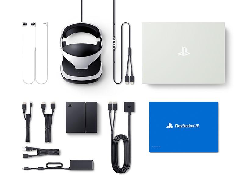 Pris och fullständiga specs för Playstation VR