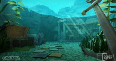 Pusselspelet Esper 2 kommer till Oculus Rift
