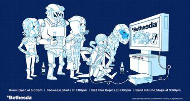 Bethesda satsar stort på E3