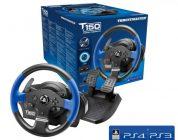 Thrustmaster T150 Racing Wheel Recension
