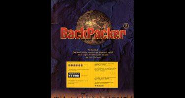 Glömda gamla spel del 9: Backpacker 2
