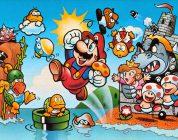 Grattis Bergsala på 40 årsdagen! Och tack för Super Mario!