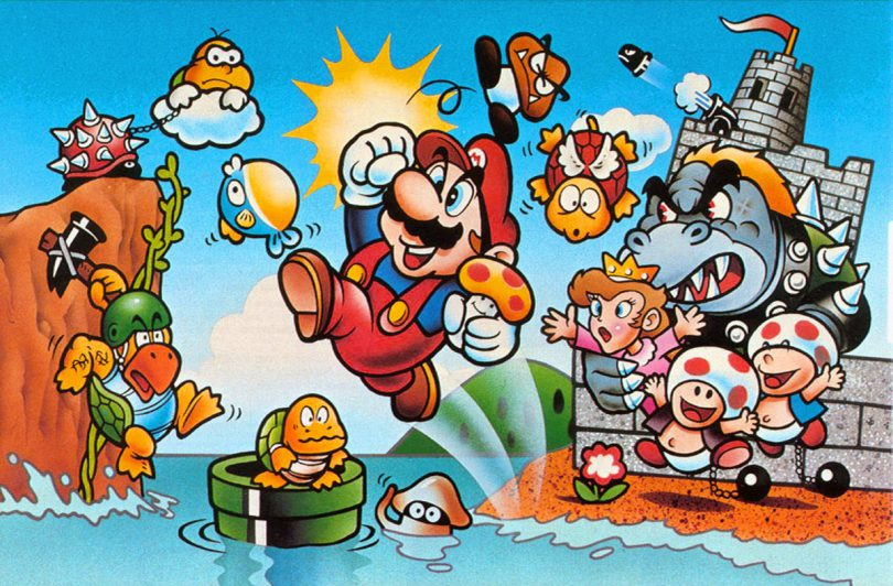 Nintendo avslöjar Super Mario Run