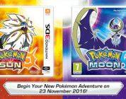 Ny trailer för Pokémon Sun och Pokémon Moon