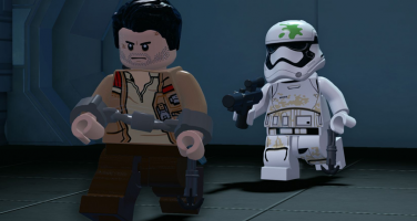 Poe Dameron visar upp sig i ny LEGO Star Wars-trailer