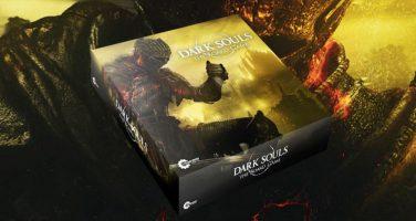 Brädspel baserat på Dark Souls III drar in $5,4 miljoner på Kickstarter