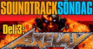 Soundtracksöndag, del 3: Axelay