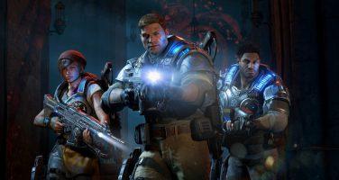Gears of War 4 skjuter friskt i sju nya minuter