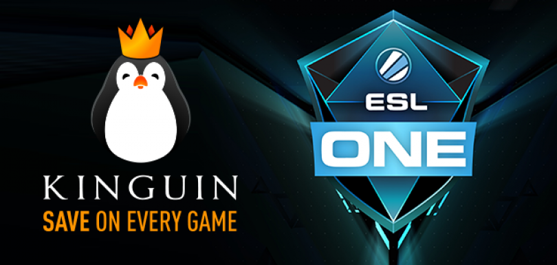 eSport: Kinguin sponsrar ESL