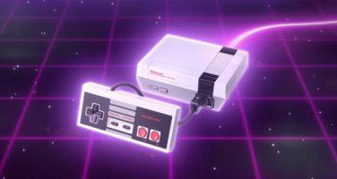 NES Classic Edition får en trailer som kommer smälta din hjärna