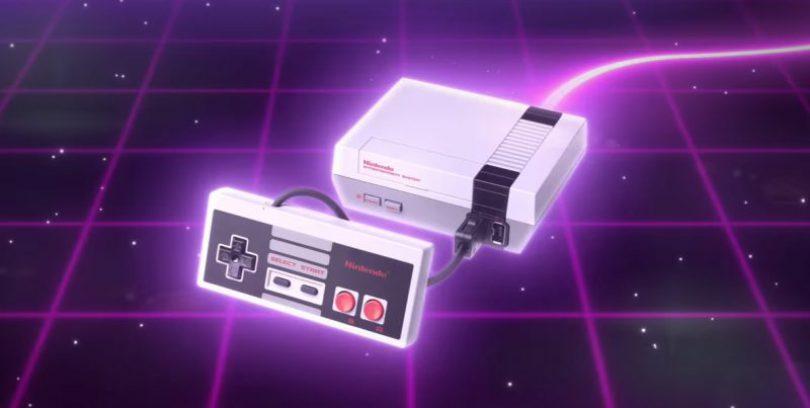 Inga fler NES Classic Mini