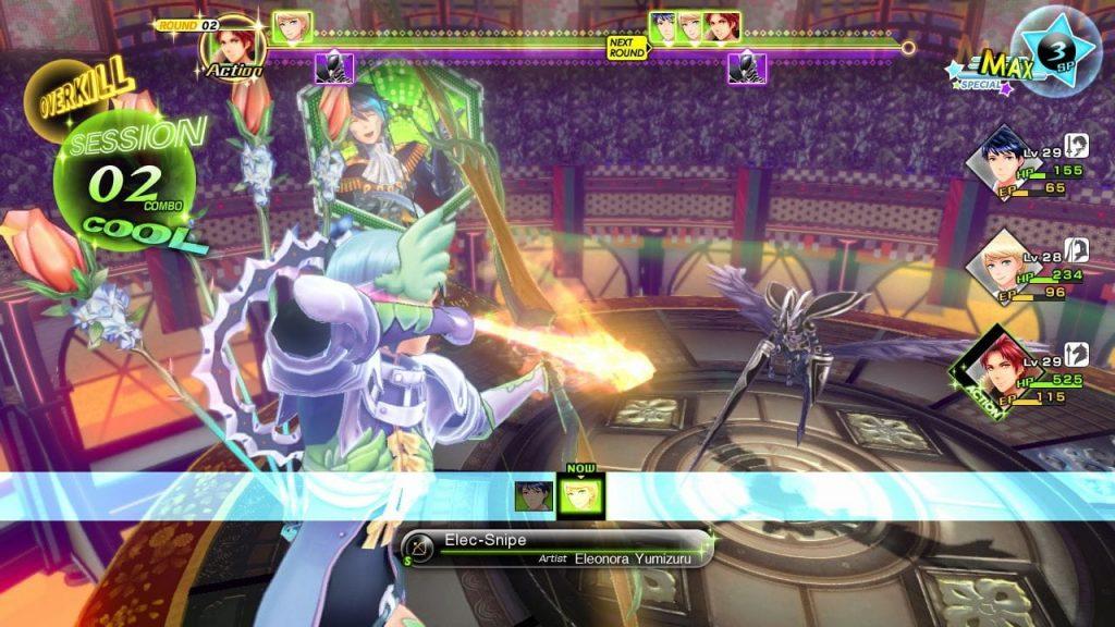Idolernas stridskläder hämtar inspiration från karaktärerna i Fire Emblem-serien, även om det inte alltid är lätt att se.