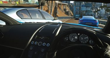 Driveclub blir virtuellt med PlayStation VR