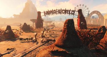 Åk på virtuell slaktsemester med Fallout 4: Nuka-World