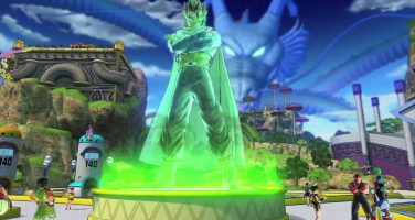 Slåss tillsammans i Dragon Ball Xenoverse 2