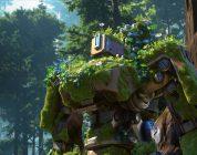 Animerad kortfilm om allas hatobjekt Bastion från Overwatch