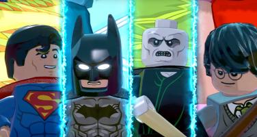 Trailer för Lego Dimensions Battle Area