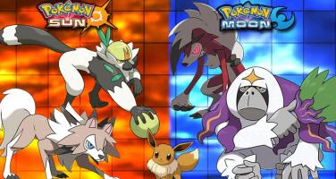 Ny trailer avslöjar exklusiva Pokémons för Sun och Moon