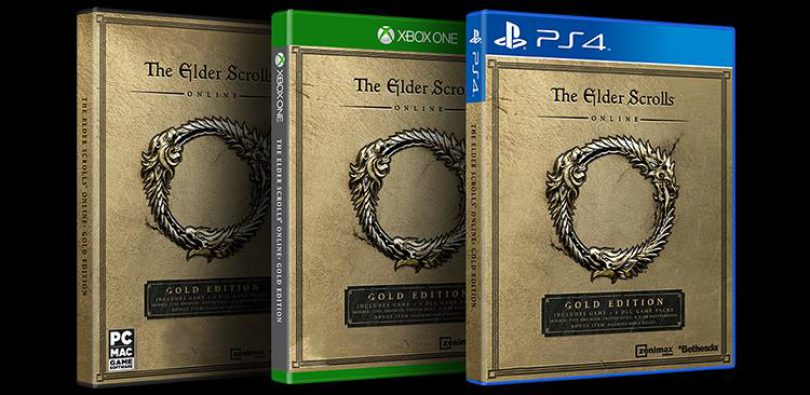 Det går bra nu – The Elder Scrolls Online: Gold Edition har släppts