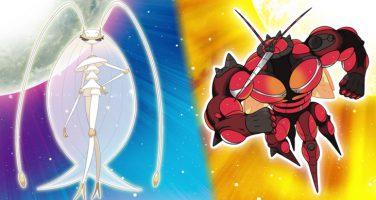 Fler ultra beasts till Pokémon
