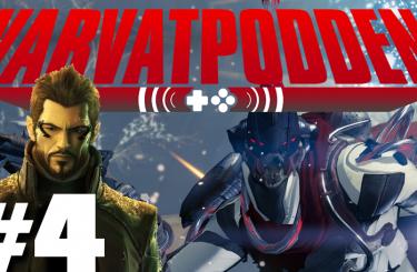 Varvatpodden #4 – Den om XP, dialogval och rollspel