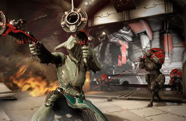Expansionen The War Within till Warframe i november
