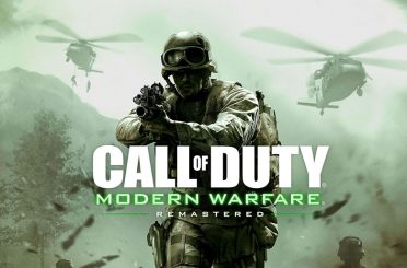 Call of Duty 4: Modern Warfare Remastered Recension