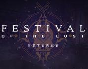 Fira Festival of the Lost i Destiny: Rise of Iron – imorgon