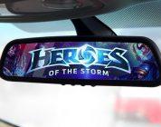 Spel i Backspegeln: Heroes of the Storm
