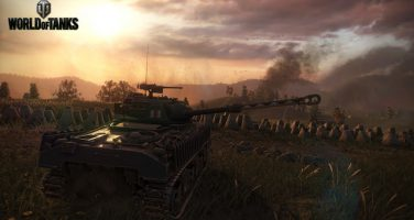 World of Tanks goes 4K till PS4 Pro