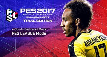 Nu kan du spela PES 2017 helt gratis!