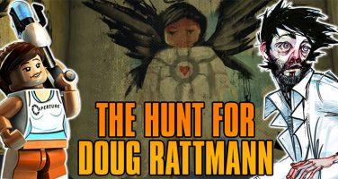 Doug Rattmann gömmer sig i Lego Dimension
