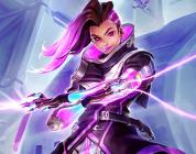Gameplay med Sombra och hennes färdigheter