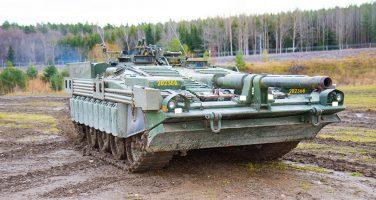 Varvat har åkt pansarvagn med World of Tanks