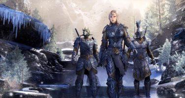 Spela The Elder Scrolls Online gratis i helgen på PC och PS4, redan idag