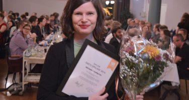 Lajvaren Miriam Lundqvist är Årets spelare 2016