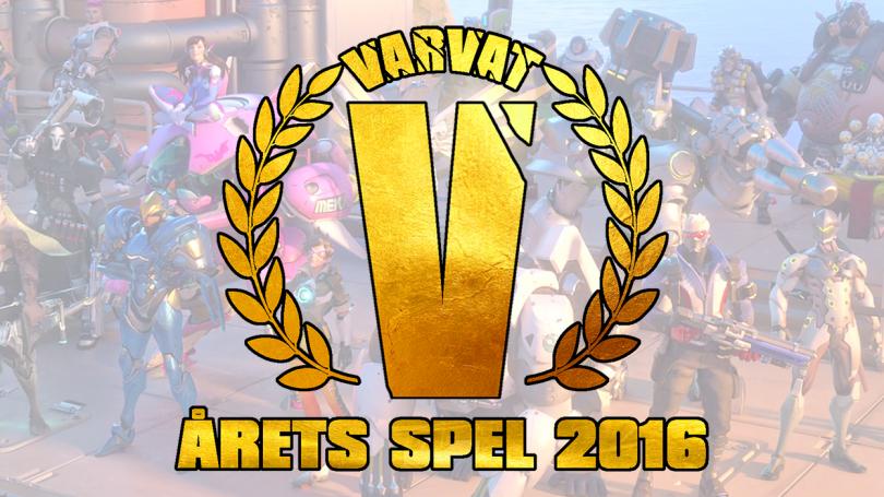 Årets spel 2016