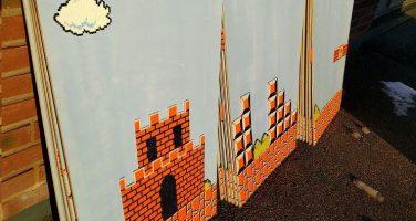 Gigantisk Mariobana till Musikhjälpen