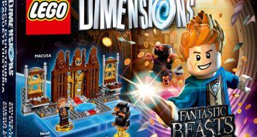 Fantastiska vidunder till Lego Dimensions