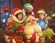 Julen har kommit till Overwatch