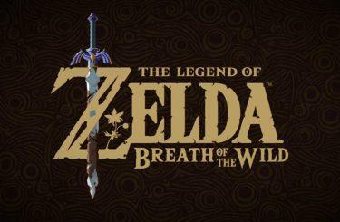 The Legend of Zelda: Breath of the Wild game play från Nintendos trädkoja