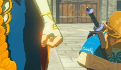 Trailer visar byar och mystisk kvinna i The Legend of Zelda: Breath of the Wild