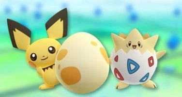 Pichu och Togepi inleder Gen 2 på Pokémon GO