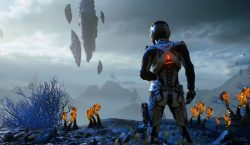 Mass Effect: Andromeda game play trailer