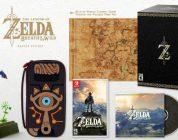 Specialutgåva till The Legend of Zelda: Breath of the Wild innehåller mästarsvärdet